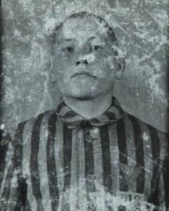 Auschwitz registration photo Prisoner 918